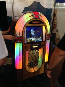 máquina jukebox