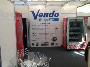 Vending Machines na Expo Franchising Rio
