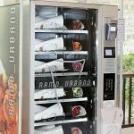 Vending Machine de Flores